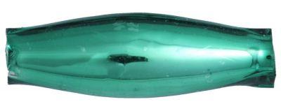 Oves 12 mm - lesk zelená (60 ks)