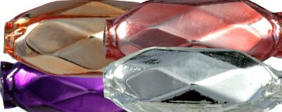 F196 Fantazie - lesk směs barev (6 ks)