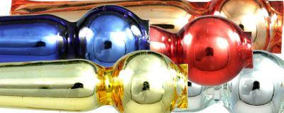 F209 Fantazie 23 mm - lesk směs barev (12 ks)