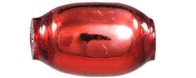 Žalud 7 mm - lesk červená (60 ks)