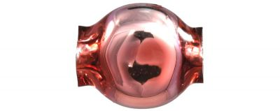 Čočka 6mm - lesk růžová (60 ks)
