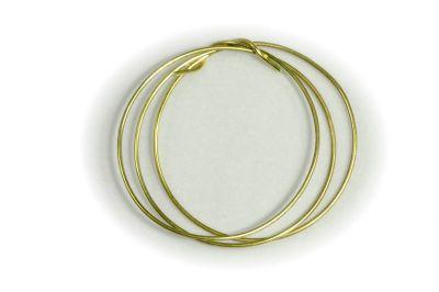 Drát MS 0,8 mm - zlatý, 2m