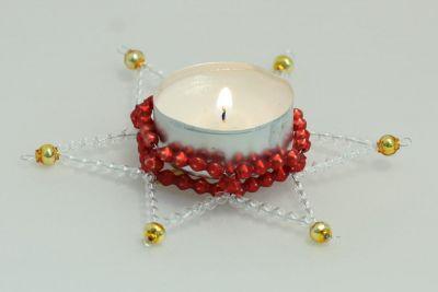 Stojánek na svíčku