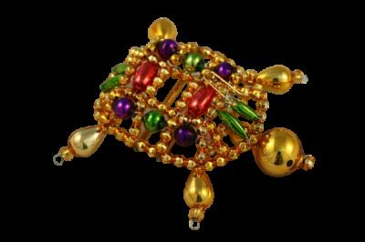 Vánoční ozdoba Želva