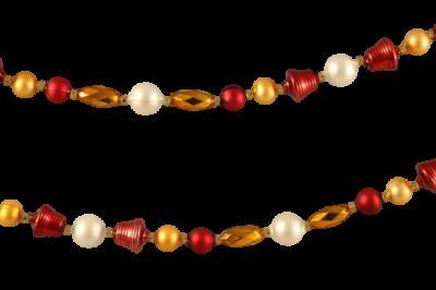 Vánoční řetěz - zvonky a fisdule