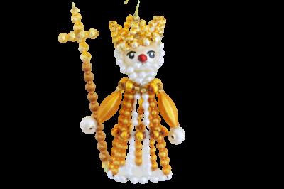 Vánoční ozdoba Kašpar -velký