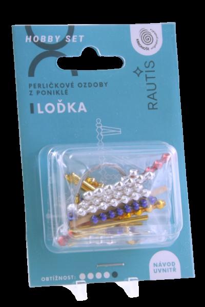 Hobby set  - Loďka