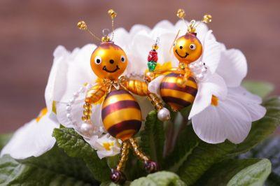 Včelky - jarní sada