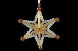 Vánoční ozdoba Hvězda