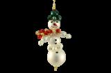 Vánoční ozdoby sněhuláček