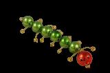 Vánoční ozdoby Stonožka