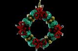 Vánoční ozdoba Adventní věnec