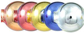 Kulatá 20 mm - lesk směs barev (3 ks)