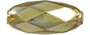F196 Fantazie - lesk žlutá (6 ks)
