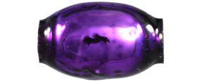 Žalud 7 mm - lesk fialová (60 ks)