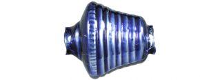 F273 Zvonek - lesk modrá (6 ks)