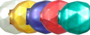 F300 Rauta - matná směs barev (6 ks)