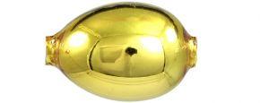 F427 Vajíčko - lesk žlutá (1 ks)