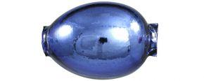 F427 Vajíčko - lesk modrá (1 ks)