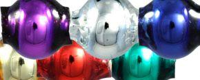Kulatá 5 mm - lesk směs barev (60 ks)