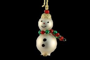 Vánoční ozdoba Sněhuláček