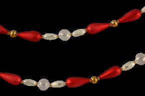 Vánoční řetěz - šišky