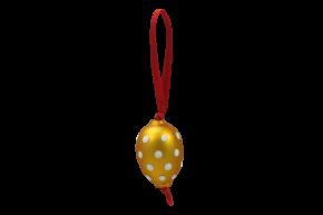 Velikonoční vajíčko s puntíky