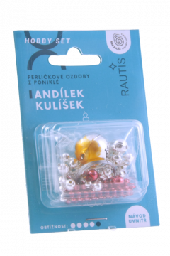 Hobby set  - Andílek Kulíšek